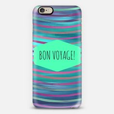 """""""Bon Voyage! 2"""" by Artist Julia Di Sano, Ebi Emporium @casetify Abstract Painting Summer Fun Waves Stripes Vacation Getaway Travel Typography Quote Turquoise Aqua Blue Teal Mint Seafoam Pink Purple Ocean Coastal Colorful iPhone Samsung Tech Device Case #fineart #turquoise #bonvoyage #travel #vacation #getaway #summer #typography #waves #teal #ocean #coastal #beach #painting #techdevice #tech #iPhonecase #iPhone4 #iPhone5 #iPhone6 #chic #cellphone #cover #case Get $10 off using code: 5K7VFT"""
