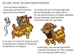 What's the Meaning of the Chinese New Year Lion Dance Performance? A Step-by-Step Visual Guide | SilverKris - The Travel Magazine of Singapore Airlines