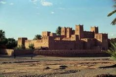 Castles of Morocco