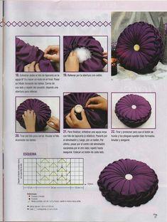 Wonderful Mesmerizing Sewing Ideas for All. Awe Inspiring Wonderful Mesmerizing Sewing Ideas for All. Smocking Tutorial, Smocking Patterns, Sewing Patterns, Sewing Pillows, Diy Pillows, Smocks Canadiens, Diy Crafts Images, Sewing Crafts, Sewing Projects