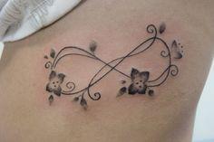 Tatouage Symbole Infini Ventre Femme Uh6f1