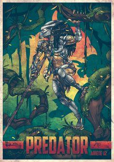 Predator - Guillermo Ariete ----