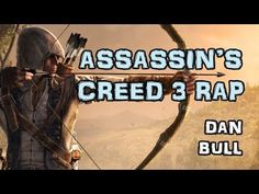 ASSASSIN'S CREED 3 RAP SOOO AWESOME!!