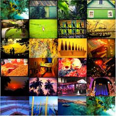 Die #Farben des #Urlaubs  The #colours of #holidays    © Easyvoyage