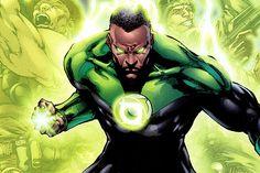 Will Green Lantern John Stewart Star In the Justice League Movie Universe? Green Lantern Villains, Green Lantern Movie, Green Lantern Corps, Green Lanterns, Miranda Cosgrove, Zack Snyder Justice League, Green Superhero, Dc Universe Online, Marvel Universe