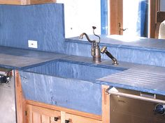 Percoco Marble: Sinks Used With Granite, Limestone, Soapstone Countertops |  Denver, CO