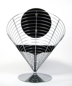 AreaNeo | Verner Panton Wire Cone Chair