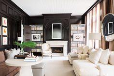 Alyssa Rosenheck Interior Photography for Elle Decor Living Room Designs, Living Room Decor, Living Spaces, Elle Decor, Villa, Design Salon, Design Design, Design Trends, Bookshelf Styling