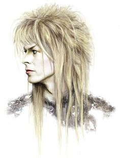The One, The Only, Jareth... The Goblin King.