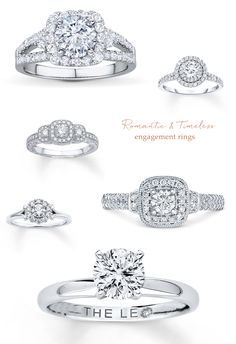 Find Your Engagement Ring Style With Jared | Engagement Ring Styles,  Engagement And Weddings