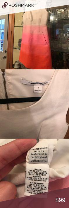 Diane von furstenberg new dress size 10 Diane von furstenberg new dress size 10 Diane Von Furstenberg Dresses Mini