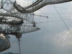 Обсерватория Аресибо - радиотелескоп (49 фото)