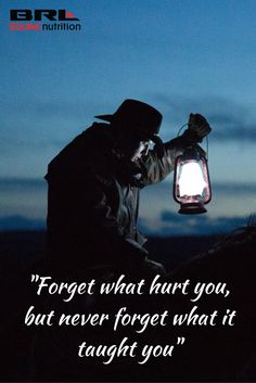 """""""Forget what hurt you, but never forget what it taught you"""" #BRLEquine #equestrian"""
