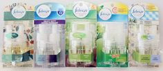 8 Pairs Febreze NOTICEables NOTABLES Oil Refills Selection Free Fast Shipping ♫❤ #Febreze The Selection, Pairs, Free, Oil, Ebay, Butter