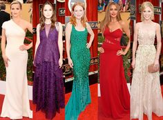 Best Dressed Stars at the 2015 SAG Awards: Keira Knightley, Reese Witherspoon, Sof�a Vergara