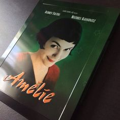 Amélie BluRay Steelbook from SouthKorea  KimchiDVD #steelbook #steelbookfan #steelbookaddict #steelbookcollection #bluray #bluraysteelbook #dvd #movie #KoreanSteelbook #kimchidvd #Amelie #AmeliePoulain #LeFabuleuxDestindAmeliePoulain #cinema #collection #AudreyTautou #MathieuKassovitz #JamelDebbouze #IsabelleNanty #Rufus #YolandeMoreau #ArtusdePenguern #JeanPierreJeunet #Fan #moviecollection #collector #edition