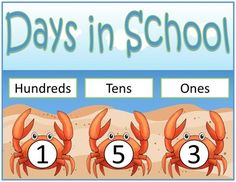 Ocean Theme Calendar Set - Ocean Theme... by Susan Morrow | Teachers Pay Teachers