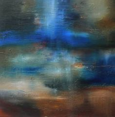 "Saatchi Art Artist Joanne Duffy; Painting, ""Riverbed"" #art"