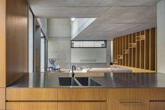 Glebe House (by Nobbs Radford Architects) at Sydney NSW, Australia