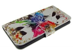 Samsung Galaxy S7 Edge kleurrijk Vlinder