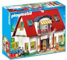maison moderne playmobil tendance