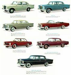 1960s Mercedes Benz