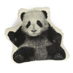 Fauna Mini Animal Pillows - Panda