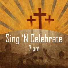 Sing 'N Celebrate is Pender UMC's casual, evening service in which all of the music is praise music led by our worship leader and praise band. We also feature short dramas which lead into a short message. Those attending always have an opportunity to be involved in freely lifting up their individual prayers during our time of prayer.     At our Oct. 7th Sing 'N Celebrate, at 7 PM, our theme will be John 3:16, and God's great big love for children...
