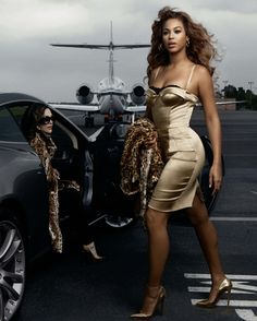 Beyonce's 2007 American Express Ad