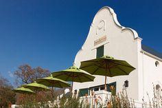 Dornier Bodega restaurant, Stellenbosch