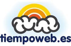 Logotipo para una web meteorológica.