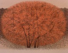 Autumn willow by Charles Beck