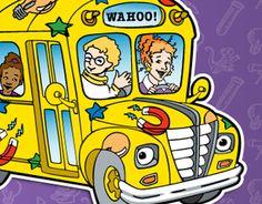 The Magic School Bus Teaching Resources!!  AWESOMENESS!!  LOVE MAGIC SCHOOL BUS!!!  :D