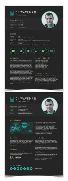 pin by best graphic design on resume templates pinterest psd
