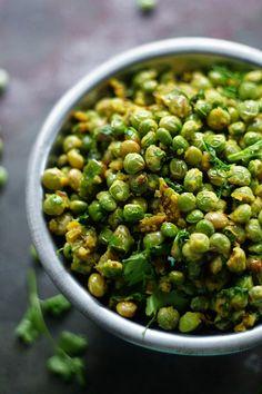 Spicy Pigeon Peas Stir-Fry   Indian Recipes