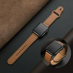 Apple Watch 1, Apple Watch Bands Mens, Apple Watch Leather Band, Apple Watch Fashion, Elegant Watches, Beautiful Watches, Bracelet Gucci, Cool Watches, Watches For Men