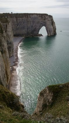 Travel Ideas, Scenery, France, Awesome, Water, Outdoor, Beautiful, Normandie, Gripe Water