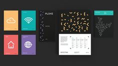 New Logo and Identity for Spectra by Ochre