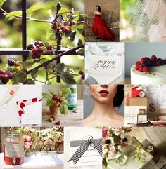 Love the color combination. Snippets in INSPIRATION BOARDS | Snippet & Ink