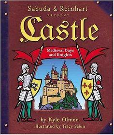 Castle: Medieval Days and Knights (A Sabuda & Reinhart Pop-up Book): Robert; Reinhart, Matthew Sabuda, Tracy Sabin: Amazon.com: Books