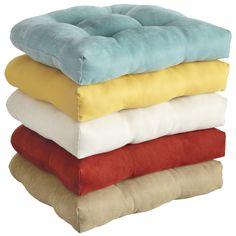 Calliope Standard Seat Cushions