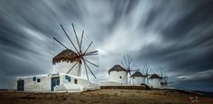 """Mykonos I - I've never seen a long time exposure of this great place so I did it last year during our one day visit there. :)   <a href=""""http://www.bildgestalter.net"""">Portfolio</a>  <a href=""""https://www.facebook.com/bildgestalterphotography"""">Bildgestalter</a>"""