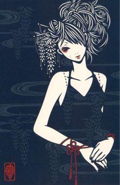 Wakamatsu Kaori Art