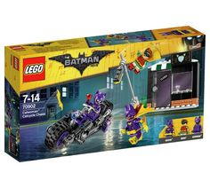 Buy LEGO Batman Movie Catwoman Catcycle Chase - 70902 at Argos.co.uk - Your Online Shop for LEGO, LEGO and construction toys, Toys.