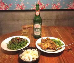 台北の永康街と言えば、すぐに思い浮かぶのが小籠包やマンゴーかき氷などの有名店。しかし、実はこの他にも台湾人もすすめる絶品台湾料理のお店があるんです。その人気の秘密は、レトロな店内でリーズナブルに家庭的な味が十分に味わえるというところ。普段よく食べられる家庭料理で、特別な料理ではないからこそ、他の店にない美味しさが際立っています。今回は、台湾料理が楽しめる「豊盛食堂」をご紹介します。