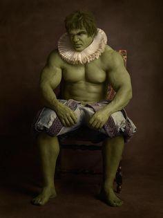 16th Century Hulk by Sacha Goldberger