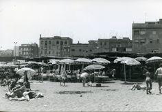Los chiringuitos de la Barceloneta, destruidos a toda costa