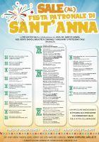 FESTA PATRONALE DI SANT'ANNA 2015