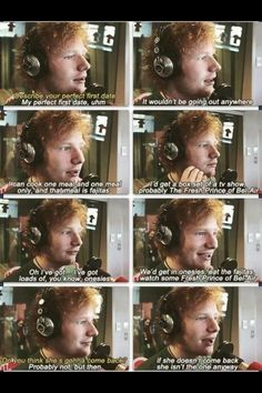 I would suit Ed perfectly! ❤