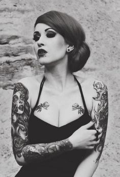 tattoo #ink #inked #girls #woman #tatts #tattoos